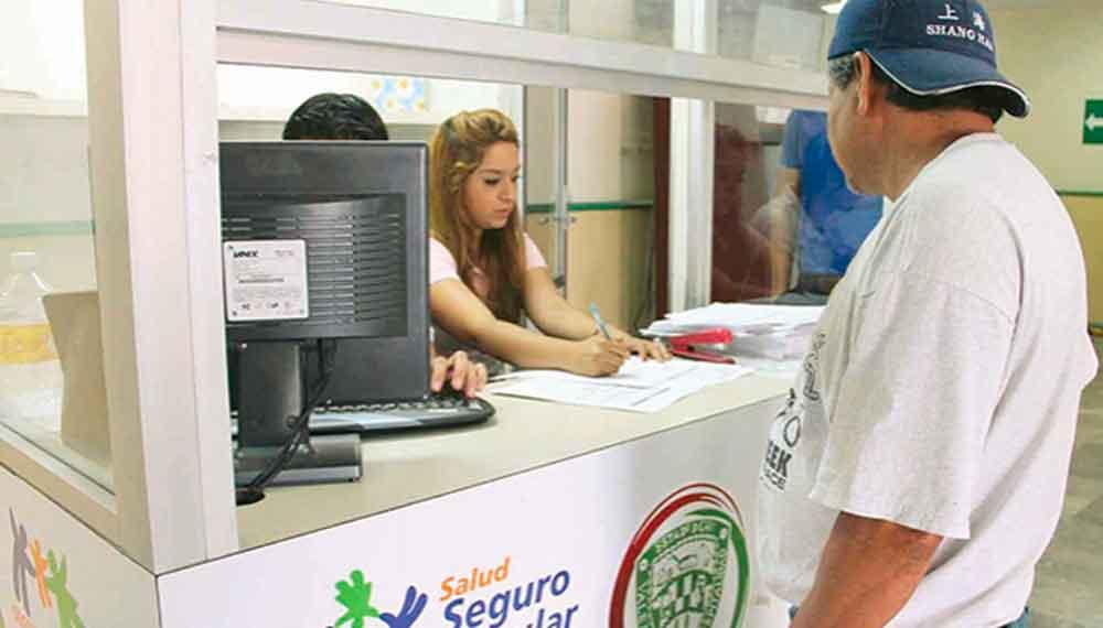 Se podrán afiliar al seguro popular personas liberadas de los CERESOS en Baja California