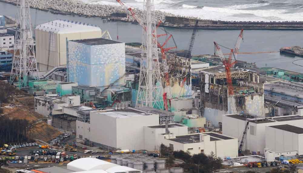 Se registra sismo de 6.3 grados frente a las costas de Fukushima