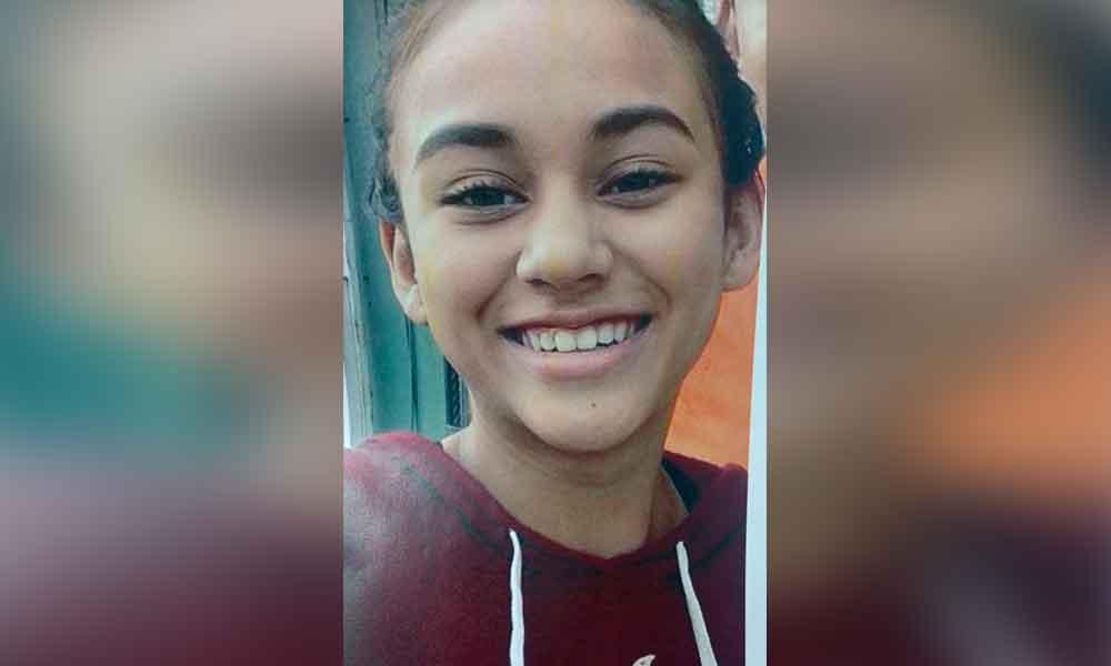 Wendy de 13 años escapó de su hogar tras una discusión con su madre
