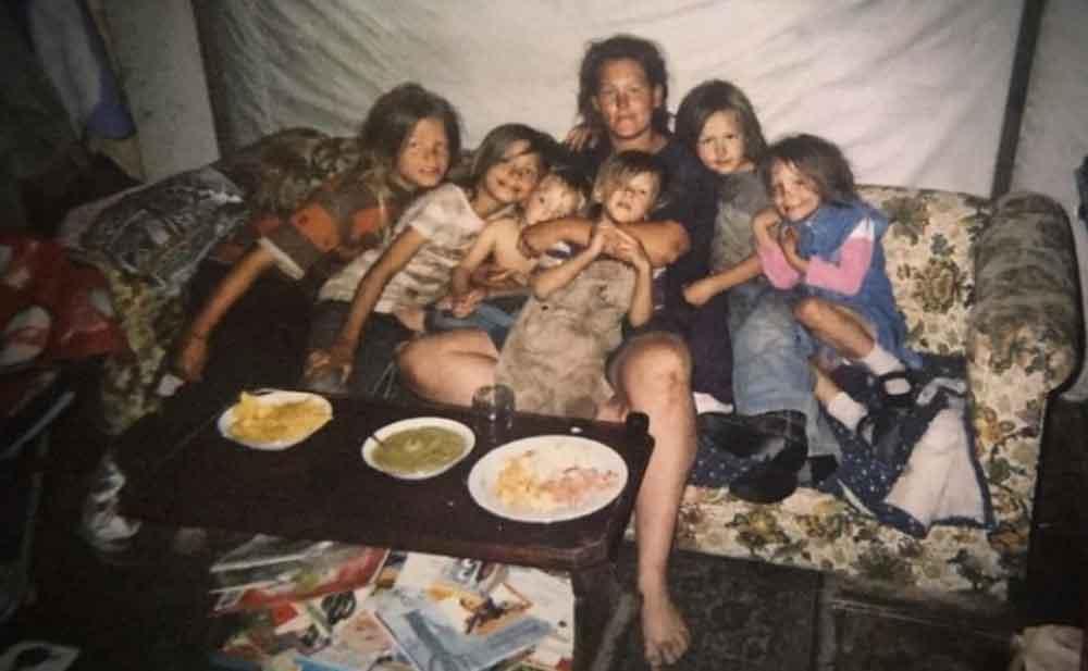 Abusó de mujer por 20 años y tuvo 9 hijos con ella