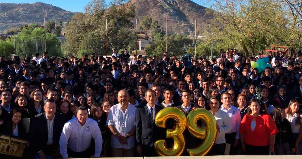 CETis25 celebra su 39 aniversario de fundación