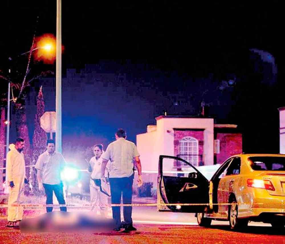 Asesinan a balazos a estudiante de preparatoria en Mexicali