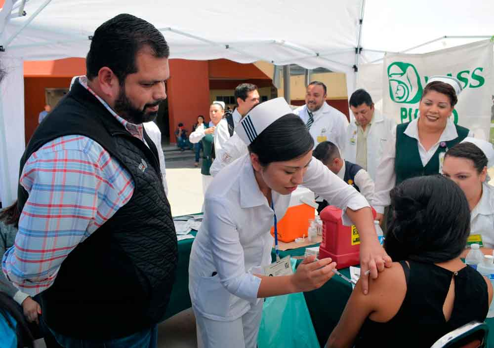 Preparado Baja California para tercera Semana Nacional de Salud