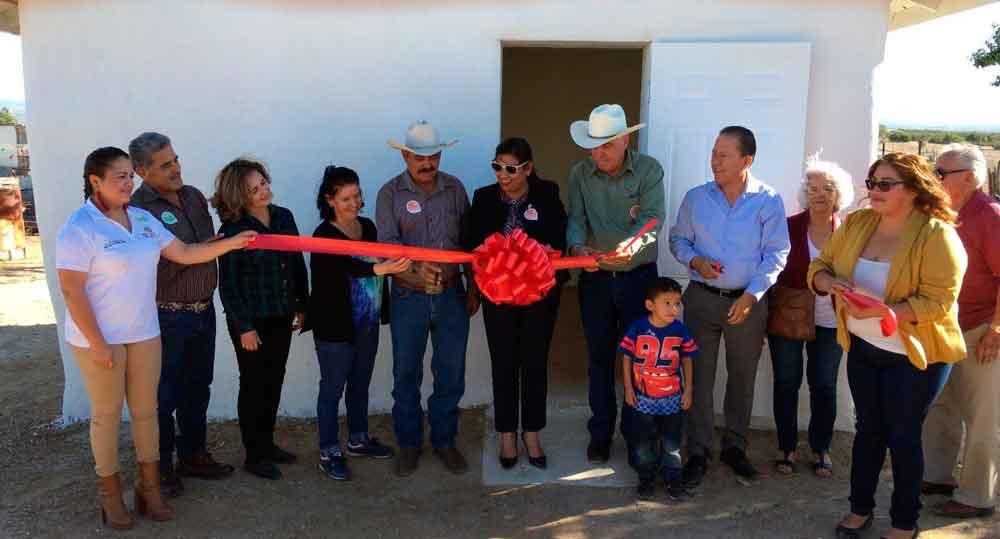 Inauguran la primera vivienda sustentable en Tecate