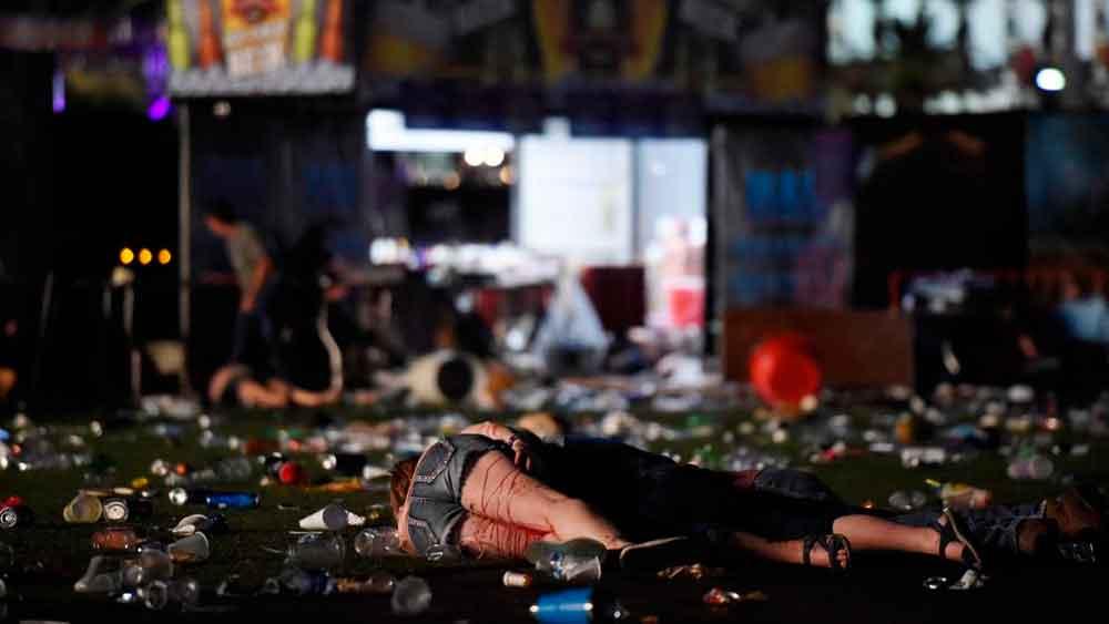 Tragedia: Tiroteo en Las Vegas deja 50 muertos y más de 200 heridos