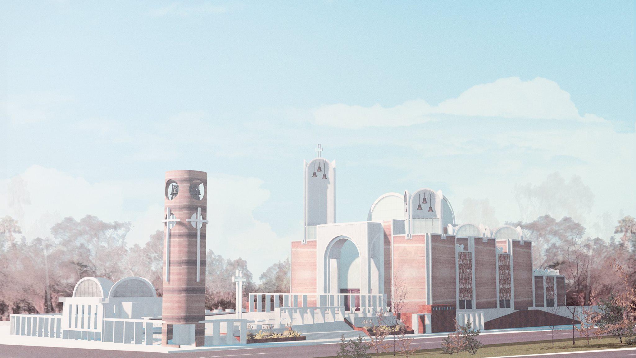 Presentan anteproyecto de la Nueva Catedral Metropolitana de Tijuana