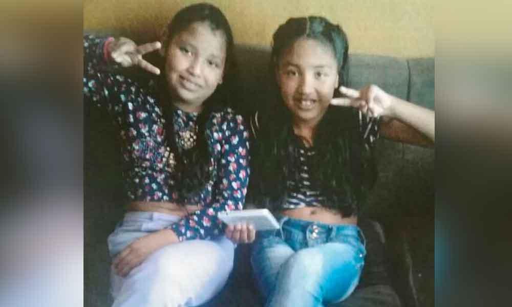 Piden apoyo para localizar a hermanitas extraviadas en Tijuana