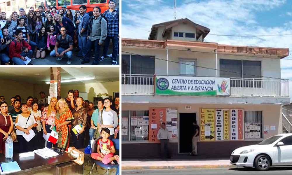 Tenemos un lugar para los jóvenes que deseen terminar sus estudios: Lic. Marina Calderón