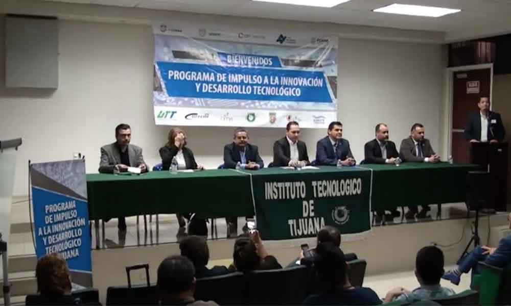 Capacitarán a empresas de Tijuana en innovación y desarrollo tecnológico