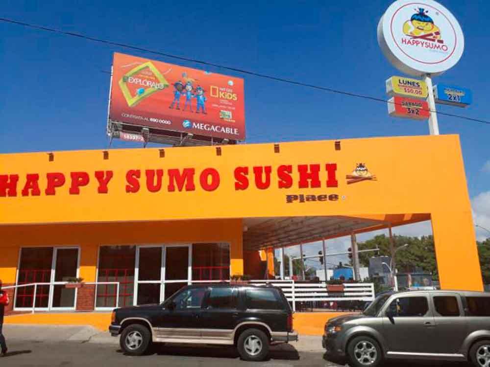 Sushi intoxica a casi 100 personas en Tepic; clausuran restaurante