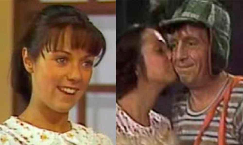 ¿Recuerdas a Paty, la novia del Chavo del 8? Así luce ahora