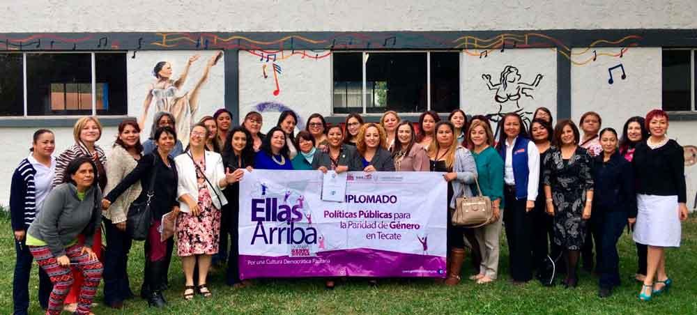 Foro Municipal Políticas Públicas para la Paridad de Género en Tecate