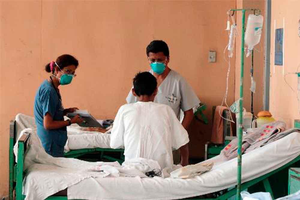 Mexicali es tercer Municipio con más tuberculosis