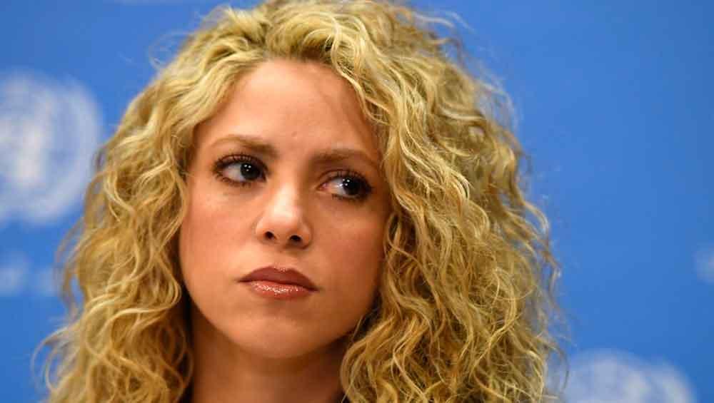 Shakira suspende su gira debido a una hemorragia en las cuerdas vocales