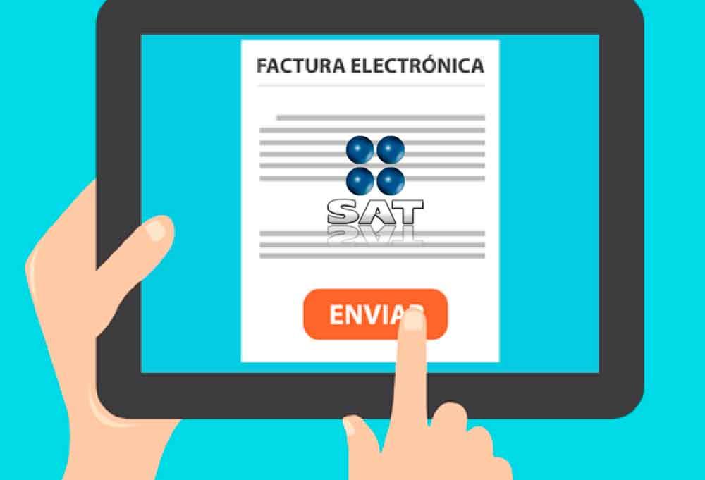 Nueva factura electrónica obligatoria a partir del 1 de diciembre: SAT