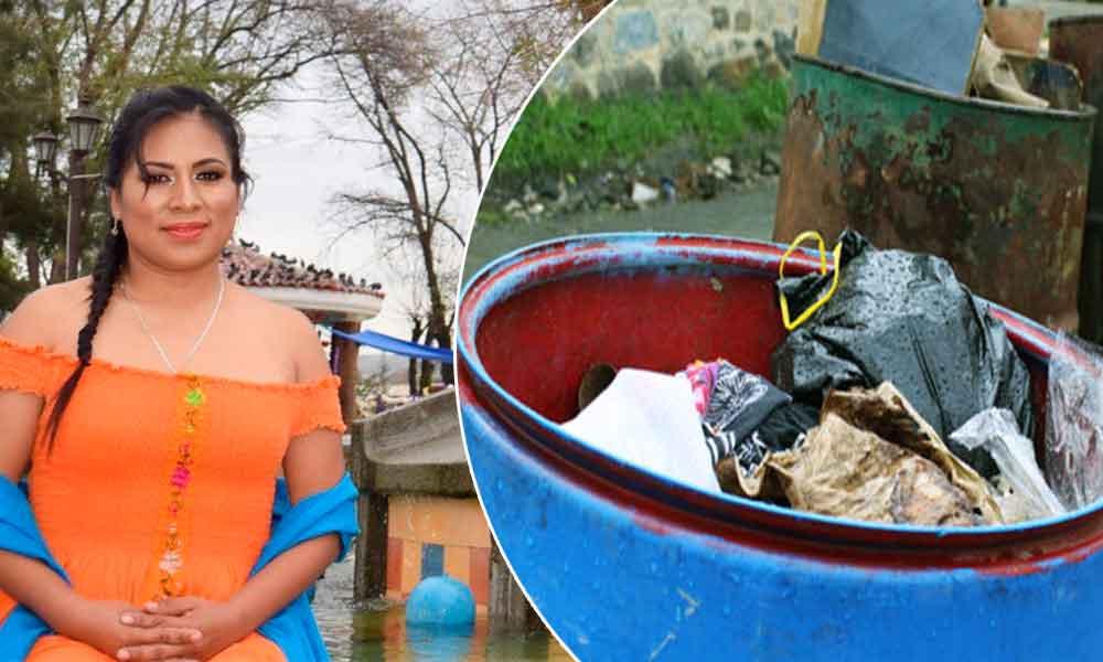 Fija postura Regidora Judith Armenta en torno a fallas de recolección de basura en Tecate