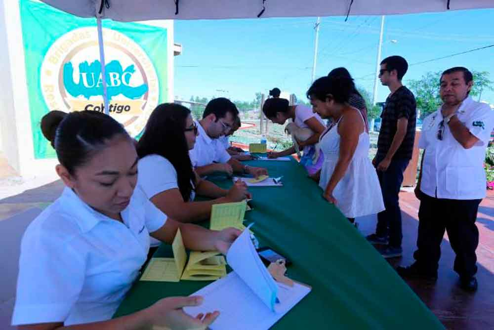 Realizará UABC jornada de Salud en Villas del Campo