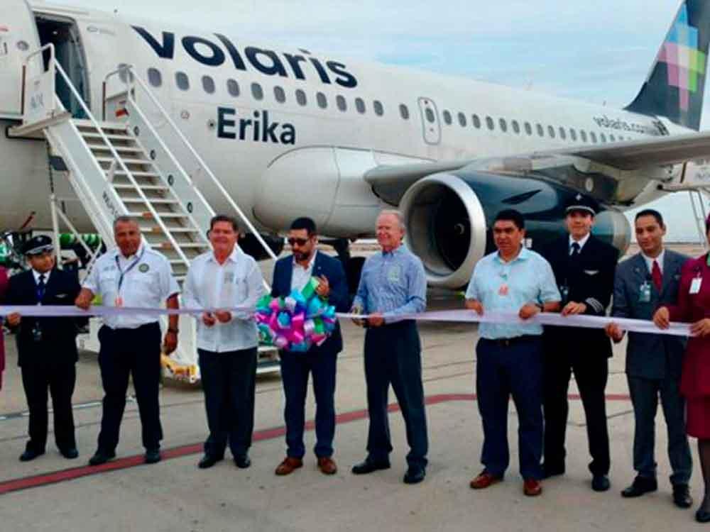 Inauguran ruta Mexicali-Monterrey a precio accesible