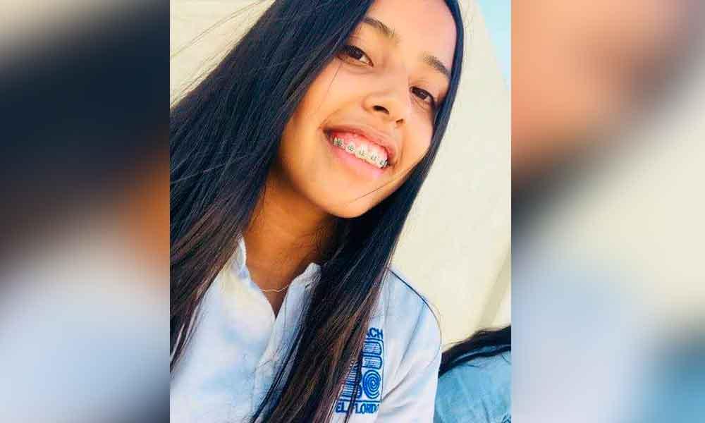 ¡Urgente! Menor se encuentra desaparecida en Tijuana
