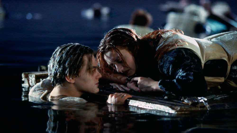 Titanic regresa al cine 20 años después
