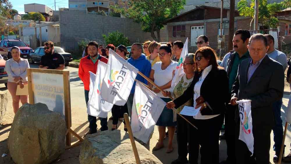 Arrancan pavimentación de la calle Jacob en Jardines del Río