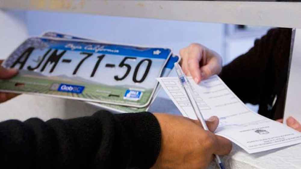 Condonan multas y recargos en placas y licencia de conducir