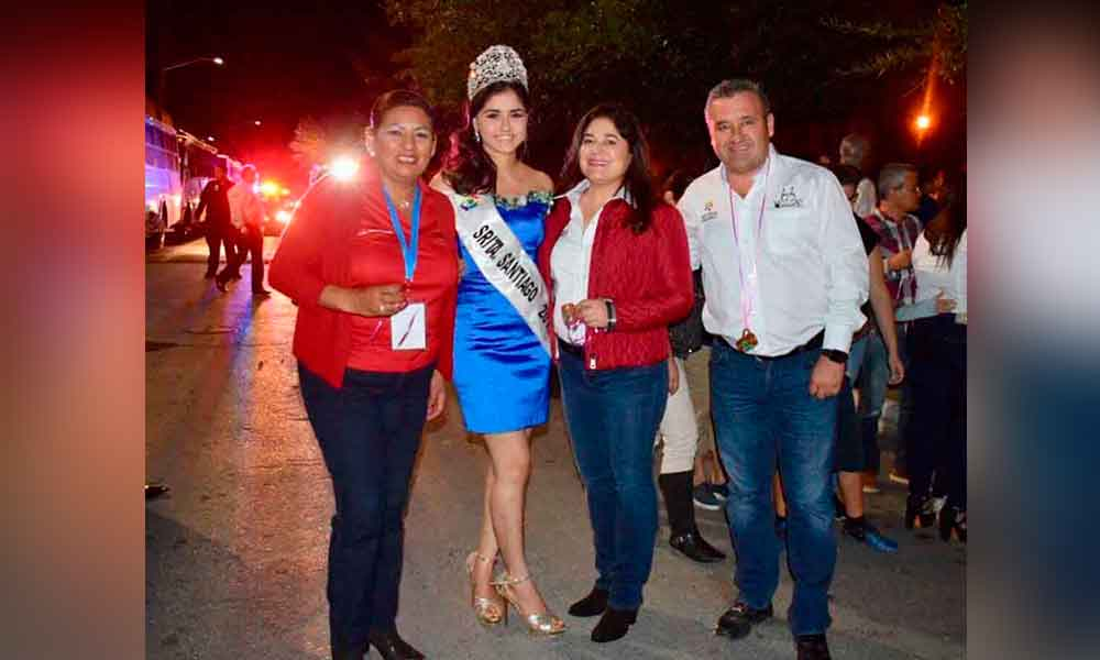 Tecate presente en la Fiesta Mágica de Santiago, Nuevo León