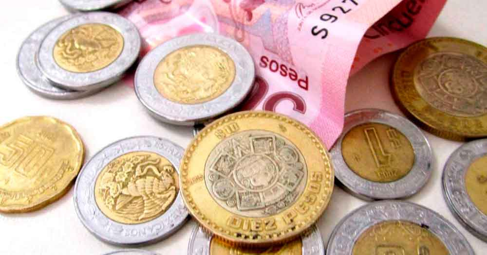 Salario mínimo subirá 8.32 pesos a partir de diciembre