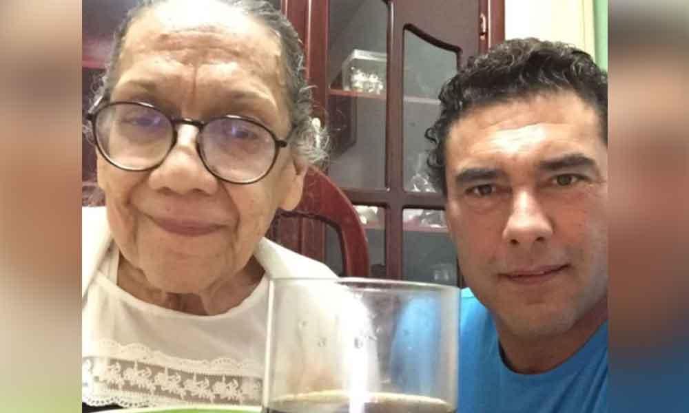 Mamá Eduardo Yáñez a punto de perder la vida por malos cuidados