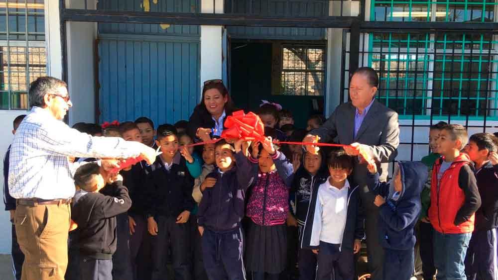 DIF Municipal suma otro Desayunador Escolar en beneficio de niñas y niños