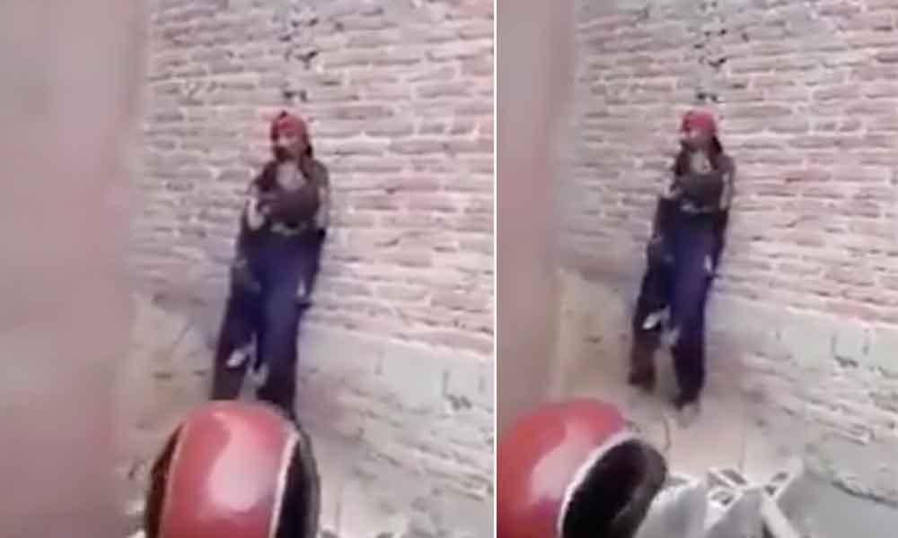 Sujeto intenta asesinar a su propia hija para evitar ser detenido