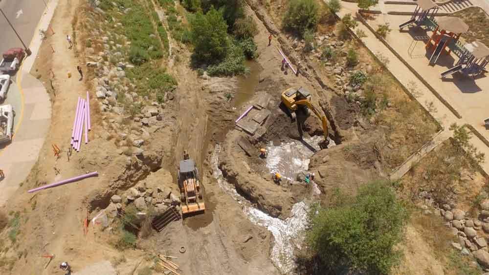 Tecate reusará el 53% del agua residual tratada: CESPTE
