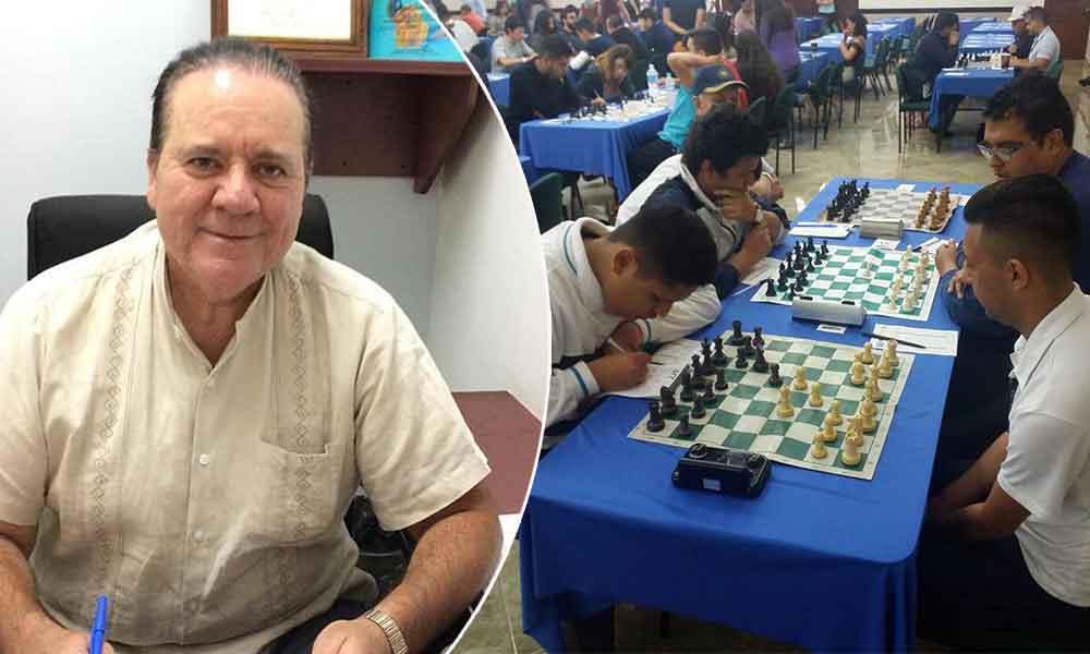 Regidor Independiente apoya con traslado de jugadores de ajedrez a competencia nacional