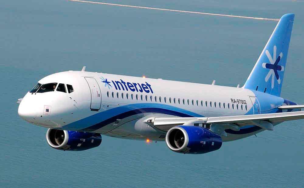 Interjet ofrece descuentos de hasta 40% durante Black Friday