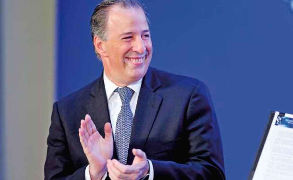 José Antonio Meade será el candidato del PRI a la presidencia de México 2018