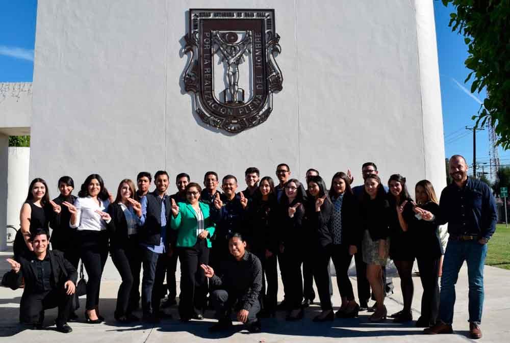 Alumnos de UABC realizarán prácticas profesionales en Disney