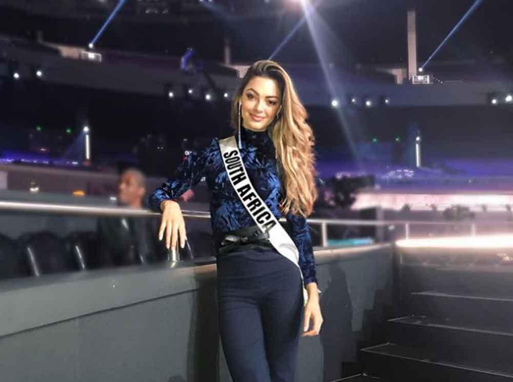 El oscuro pasado de la nueva Miss Universo