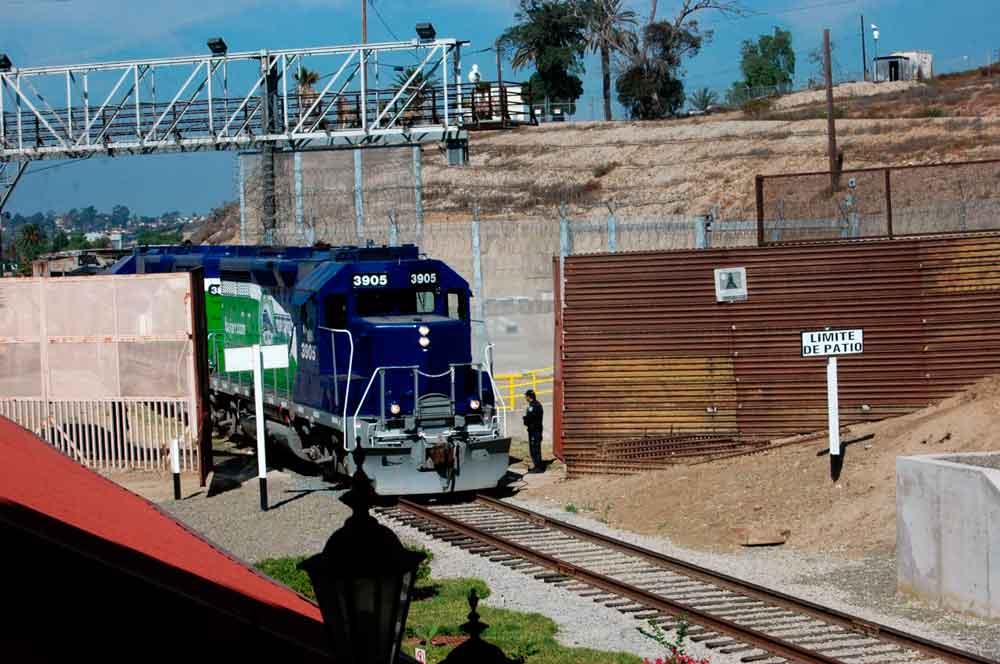 Crece industria ferroviaria en Baja California durante 2017
