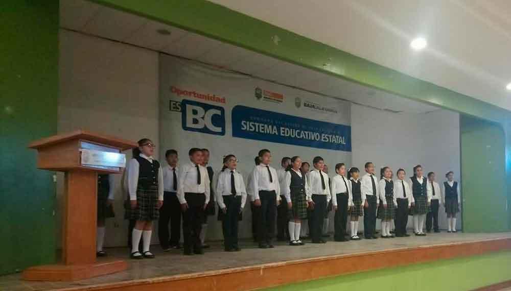 """Realizan en Tecate concurso de coros """"La Música Tradicional Mexicana"""""""