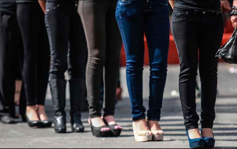 24 mujeres extranjeras eran explotadas sexualmente; fueron rescatadas