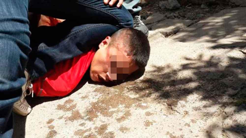 Ciudadanos pueden detener a delincuentes, pero no golpearlos: SSPE