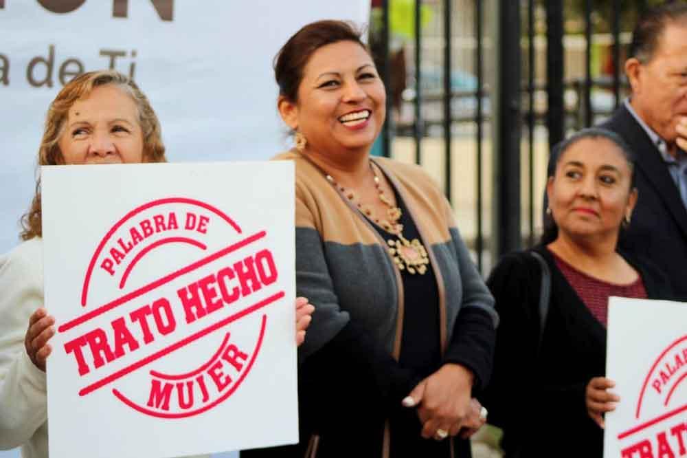 Rendirá Nereida Fuentes su Primer Informe de Gobierno