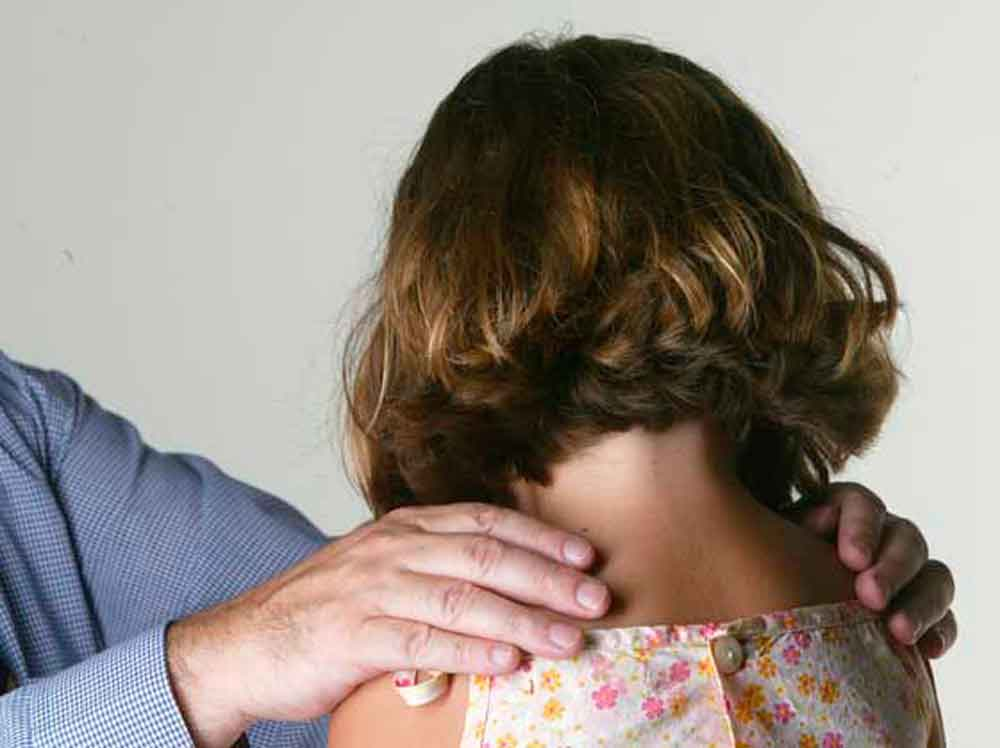 Cae padrastro acusado de abusar de niña en Aguascalientes