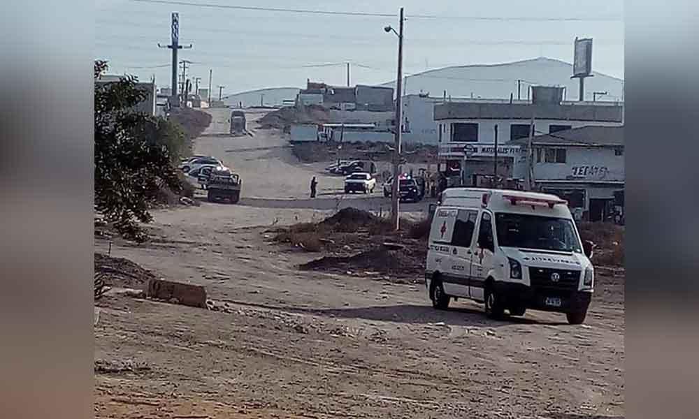 Asesinan a dueño de Ferretería en Tijuana tras resistirse a asalto