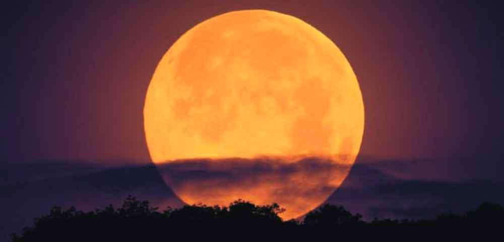 No te puedes perder la única Súper Luna del año