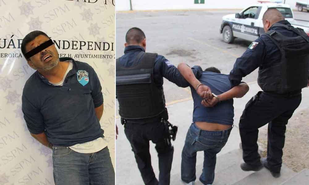 Presunto violador de niñas es capturado en Ciudad Juárez