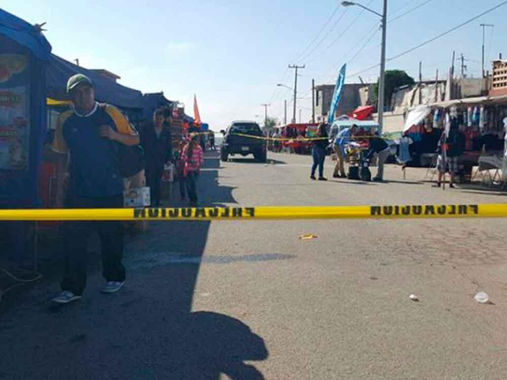 En libertad hombre que atropelló a niña en sobre ruedas de Tijuana