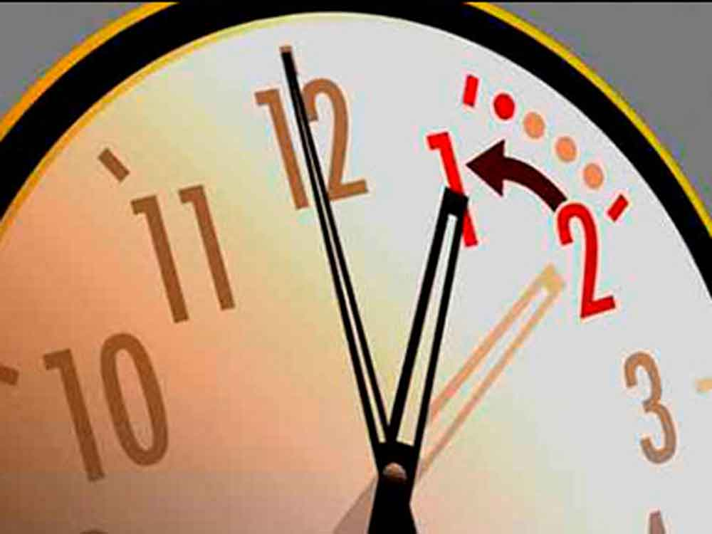 Inquieta cambio de horario a ciudadanos: IMERK