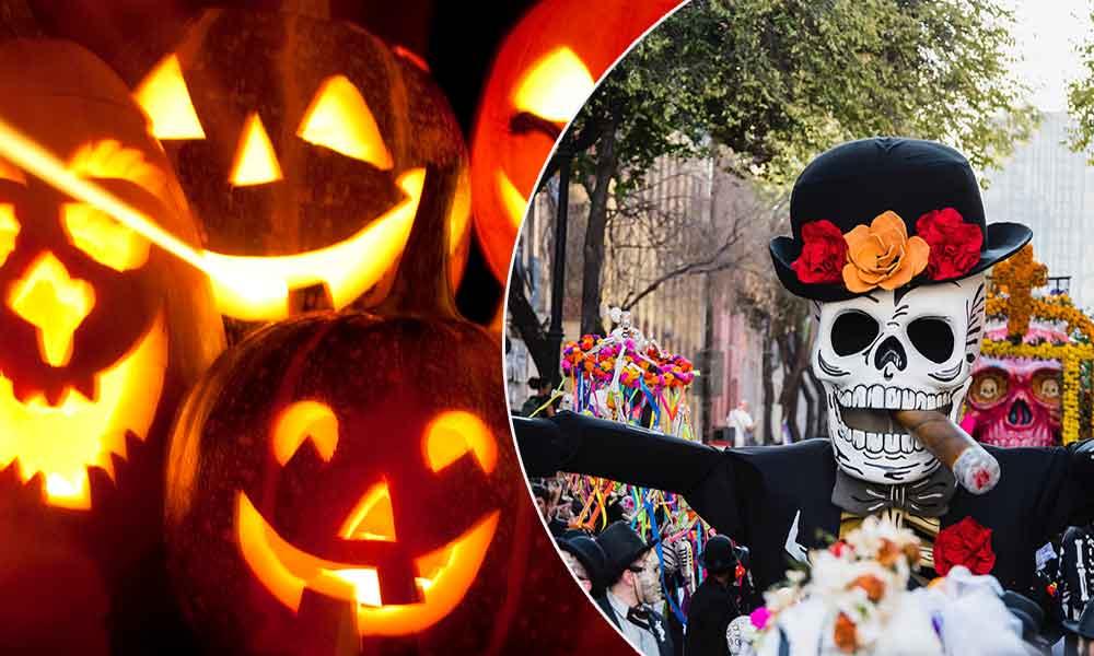 ¿Los bajacalifornianos preferimos Día de muertos o Halloween?