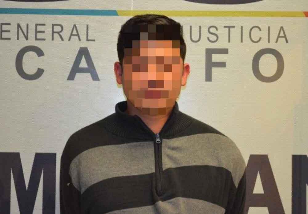 Capturan a violador de conductora de Uber en Tijuana